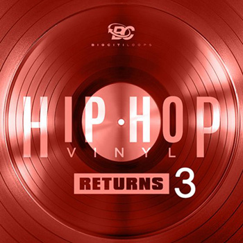 Сэмплы Big Citi Loops Hip Hop Vinyl Returns 3
