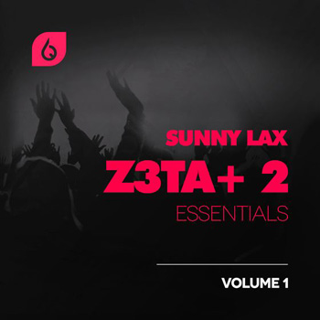 Пресеты Freshly Squeezed Samples - Sunny Lax Z3TA+ 2 Essentials Volume 1