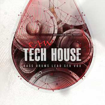 Сэмплы Delectable Records Raw Tech House