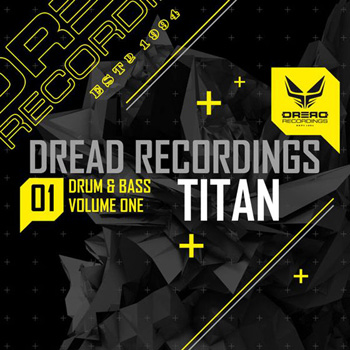 Сэмплы Loopmasters Dread Recordings Vol.1 Titan