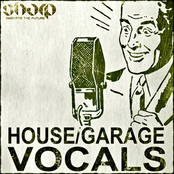 Сэмплы вокала - Sharp House and Garage Vocals