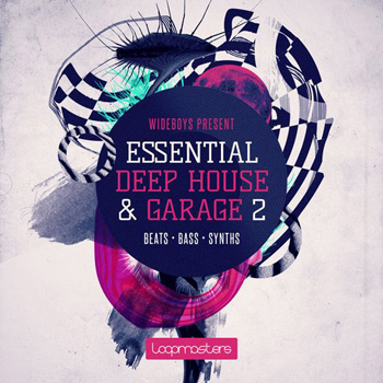 Сэмплы Wideboys: Deep House & Garage Vol 2