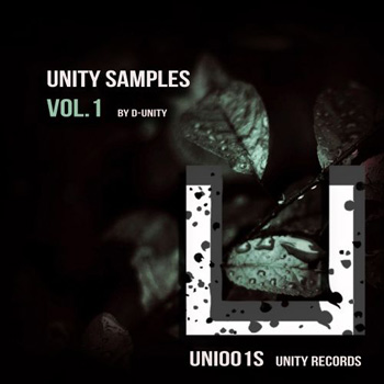 Сэмплы Unity Records Unity Samples Vol.1 by D-Unity