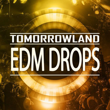 Сэмплы Mainroom Warehouse Tomorrowland EDM Drops