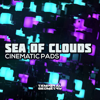 Сэмплы Temporal Geometry Sea Of Clouds Cinematic Pads