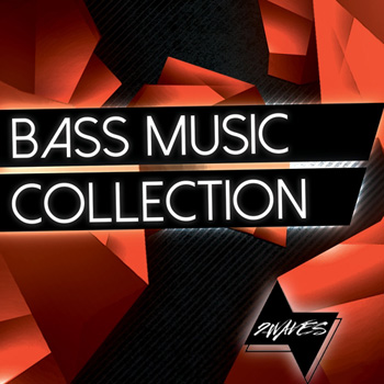 Сэмплы 2WAVES Bass Music Collection