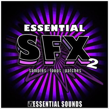 Сэмплы эффектов - Essential Sounds Essential SFX 2