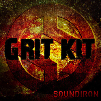 Библиотека сэмплов - Soundiron Grit Kit FX Drums (KONTAKT)
