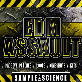 Сэмплы Sample Science EDM Assault