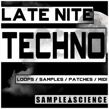 Сэмплы Sample Science Late Nite Techno
