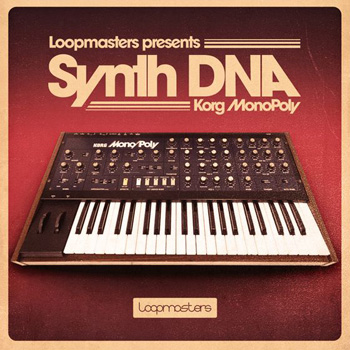 Сэмплы Loopmasters DNA Synths Korg MonoPoly