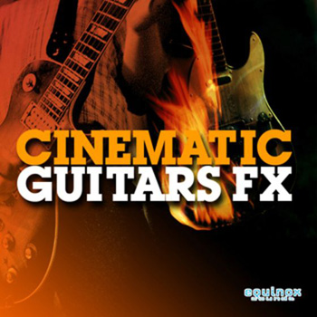 Сэмплы гитары Equinox Sounds Cinematic Guitars FX
