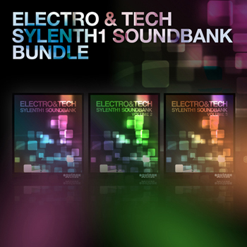 Пресеты Equinox Sounds Electro and Tech Sylenth1 Soundbank Bundle