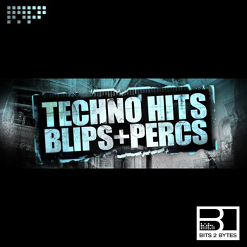 Сэмплы Bits 2 Bytes Techno Hits Blips and Percs