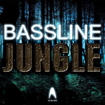 Сэмплы Astro Loops Bassline Jungle