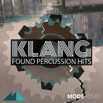 Сэмплы перкуссии - ModeAudio Klang Found Percussion Hits