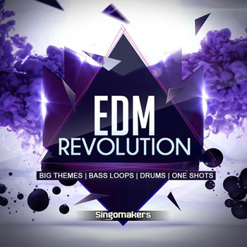 Сэмплы Singomakers EDM Revolution