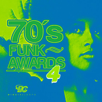 Сэмплы Big Citi Loops 70 s Funk Awards 4