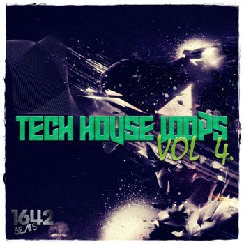 Сэмплы 1642 Beats Sven Scott Presents Tech House Loops Vol.4