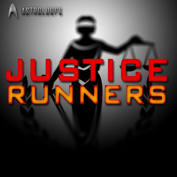 Сэмплы Astro Loops Justice Runners
