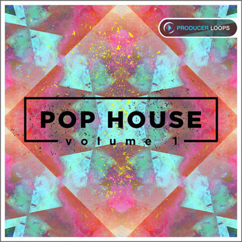 Сэмплы Producer Loops Pop House Vol 1