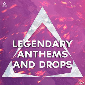 Сэмплы Triad Sounds Legendary Anthem And Drops
