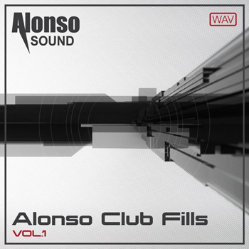 Сэмплы эффектов - Alonso Sound Alonso Club Fills Vol.1