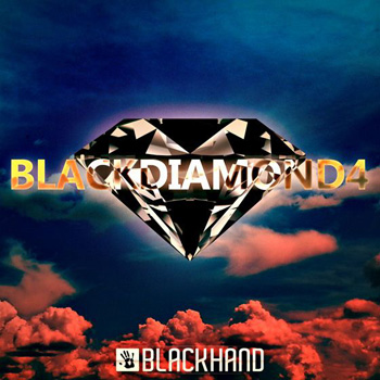 Сэмплы Black Hand Loops Black Diamond 4