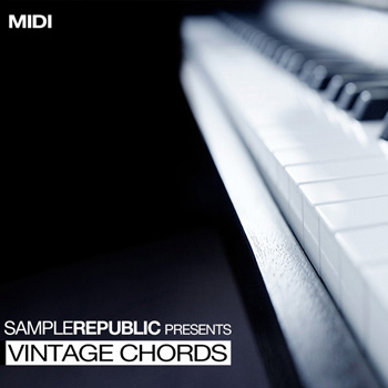 MIDI файлы - Sample Republic Vintage Chords