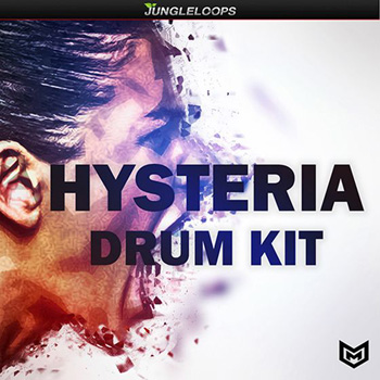 Сэмплы Jungle Loops Hysteria Drum Kit