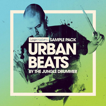 Сэмплы Loopmasters The Jungle Drummer Urban Beats