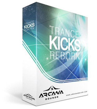 Сэмплы бочек Arcana Sounds Trance Kicks ReBorn