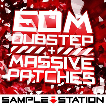 Пресеты Sample Station EDM and Dubstep Massive Patches