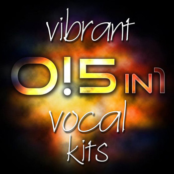 Сэмплы O Samples O Vibrant Vocal Kits 5-in-1