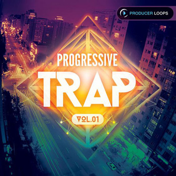 Сэмплы Producer Loops Progressive Trap Vol.1