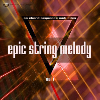 MIDI файлы Nano Musik Loops Epic String Melody Vol.1