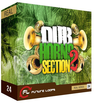 Сэмплы Future Loops Dub Horns Section 2