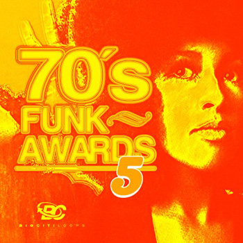 Сэмплы Big Citi Loops 70 s Funk Awards 5