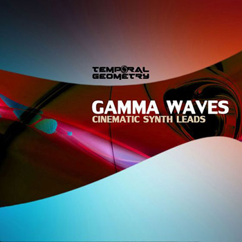Сэмплы Temporal Geometry Gamma Waves Cinematic Synth Leads