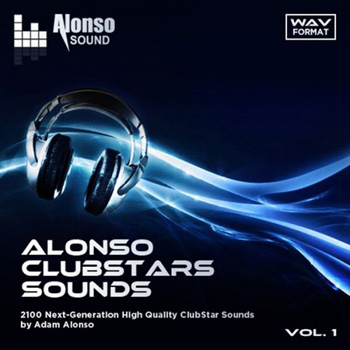 Сэмплы Alonso Sound Alonso Clubstars Sounds Vol.1