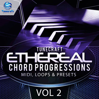 Сэмплы Tunecraft Sounds Ethereal Chord Progressions Vol.2