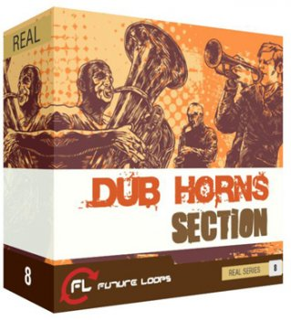 Сэмплы Future Loops Dub Horns Section