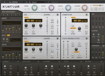 Native Instruments Kontour v1.0.0 (Reaktor)
