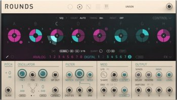 Native Instruments Rounds v1.0.0 (Reaktor)