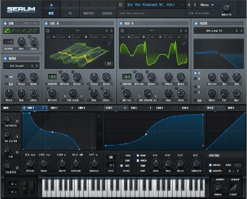 Xfer Records Serum v1.1.1.b3