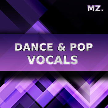 Сэмплы Pulsed Records Dance and Pop Vocals