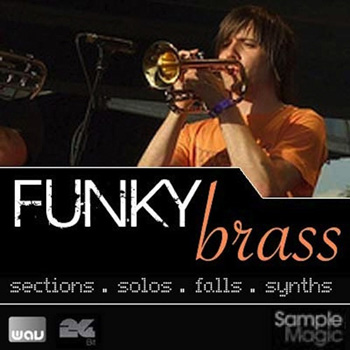 Сэмплы Sample Magic Funky Brass