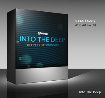 Пресеты Reveal Sound Into The Deep Vol.1 for Spire