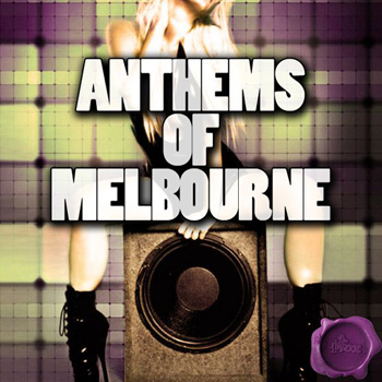 Сэмплы Fox Samples Anthems Of Melbourne