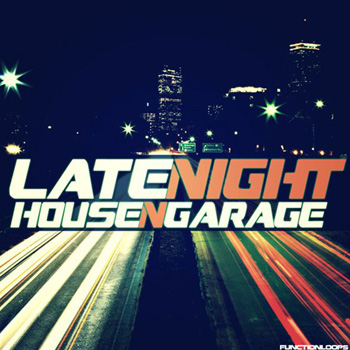 Сэмплы Function Loops Late Night House and Garage